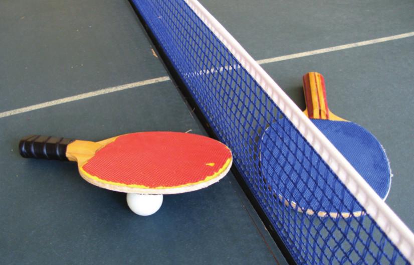Ping pongový turnaj