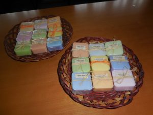 Tvorivé dielne - výroba mydiel